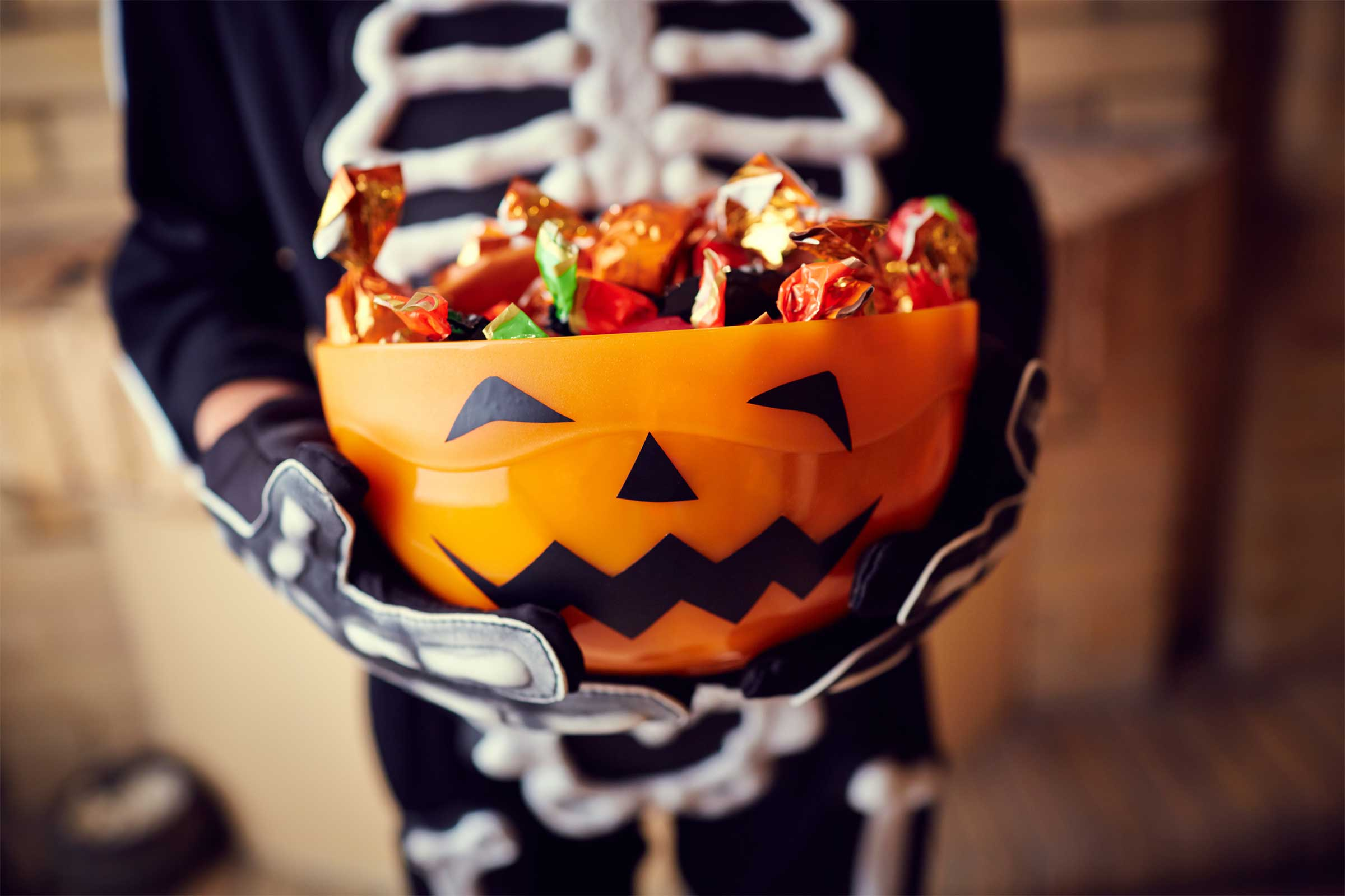 The sweetest thing to do this Halloween