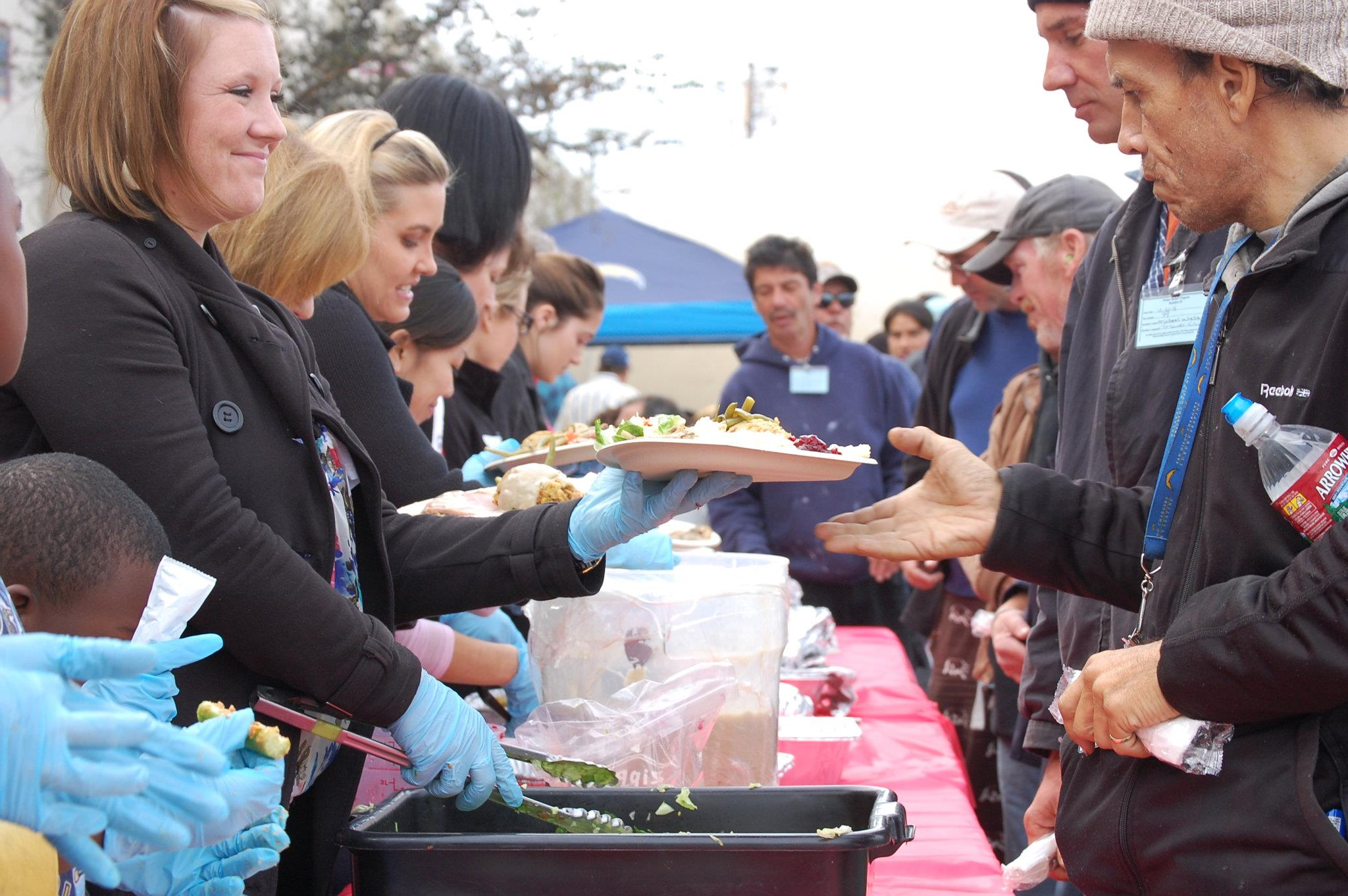 help with essay about volunteering to feed the hungry Comments off on help the homeless, so we can all does volunteering at a local homeless shelter actually enable a person if people are hungry, we must feed.