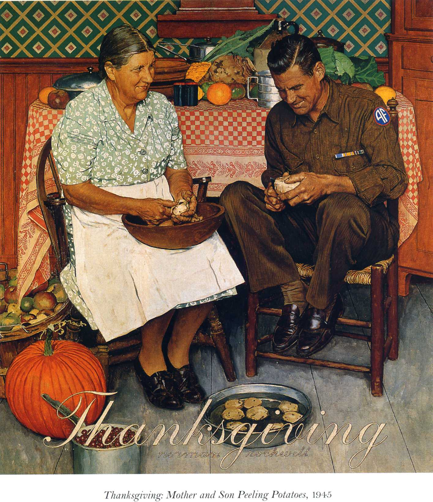 Norman Rockwell – Charity Matters