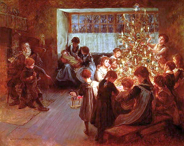 CM quotes- Christmas dickens