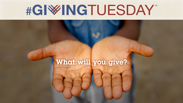 GiveTuesday 2015
