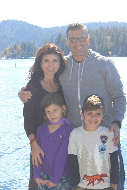 Llauro Family, walking strong foundation