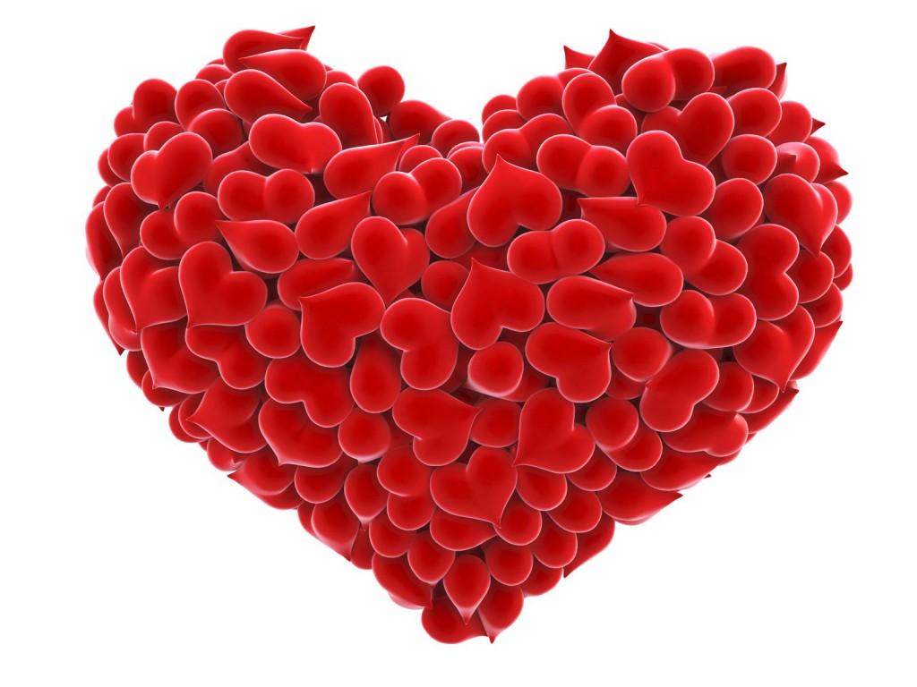 hearts, many hearts