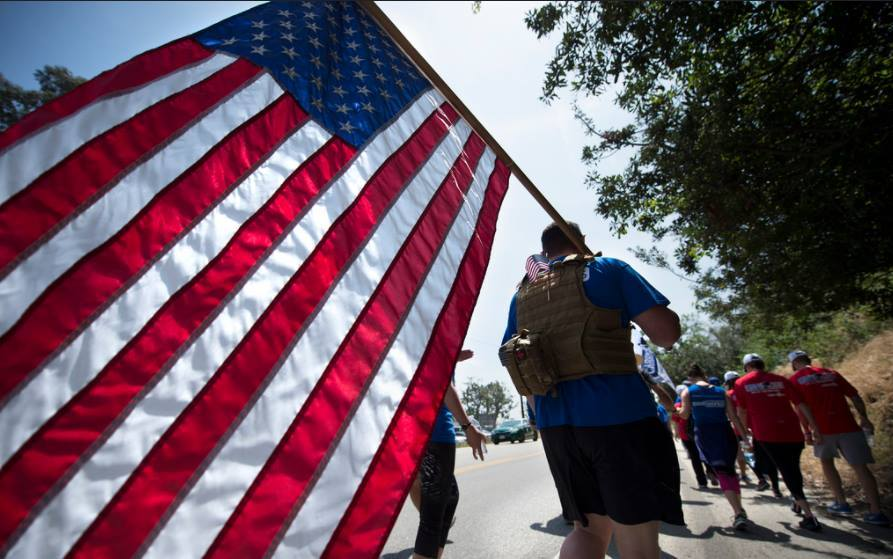 Honoring our Veterans with Higher Ground